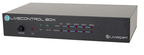 LiveControl Box